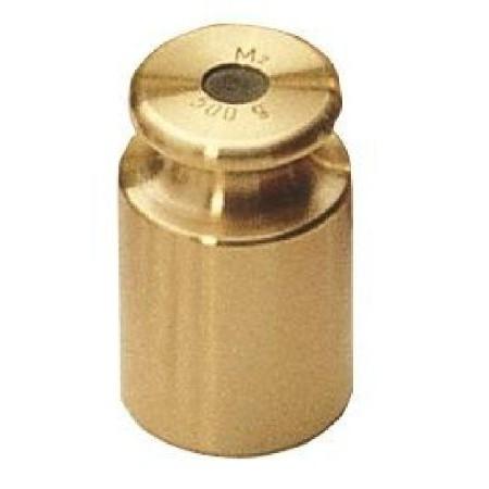 M2 Poids de précision 1g laiton finement tourné