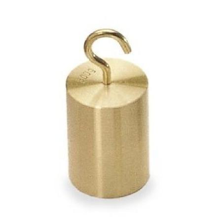 Poids à crochet. 1 g. classe M1. laiton