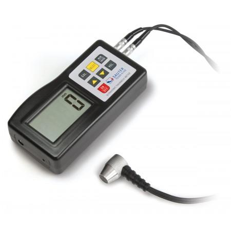 Mesureur d'èpaisseur de matière digital par ultrason