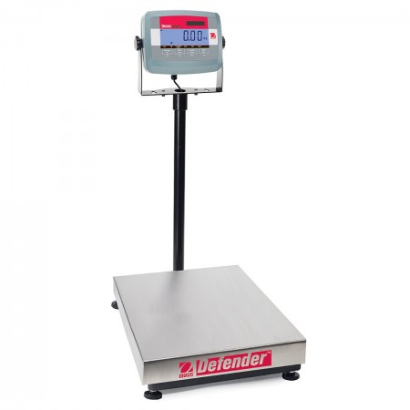 Economical counting bench scales OHAUS DEFENDER 3000