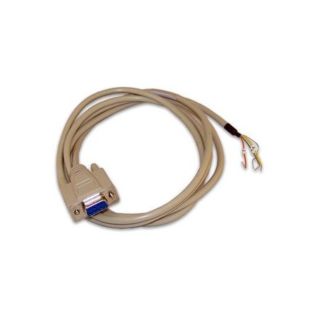 Cable RS232, IBM 9P, AV DV MB Ranger