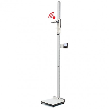 EMR ready measuring station for body height and weight, Class III medically approved SECA 285