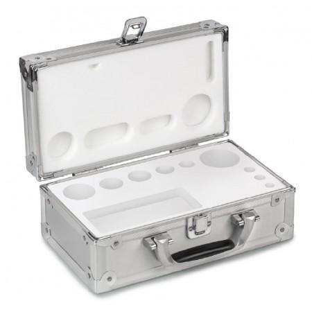 Aluminium case for standard weight sets E1 - M2 - 314-0x0-600