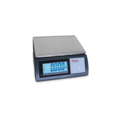 Compact scale for portioning, control and quick addition SOEHNLE 9330