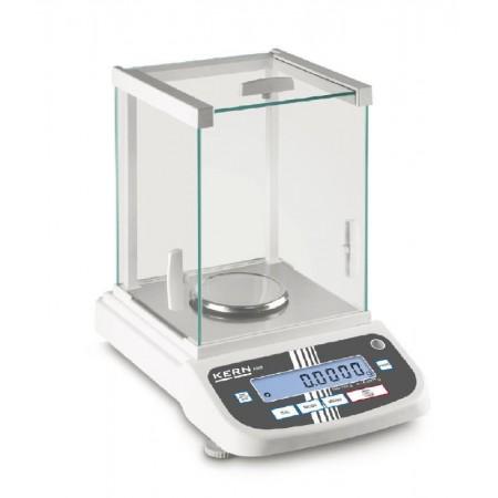 Balance d'analyse avec  déclaration d'approbation 0.1 mg - 120 g