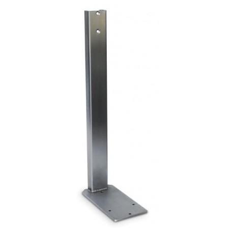 Collonne de table en acier inoxydable