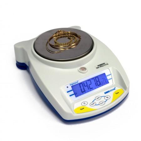 Highland® Approved Portable Precision Balances ADAM HCB-M