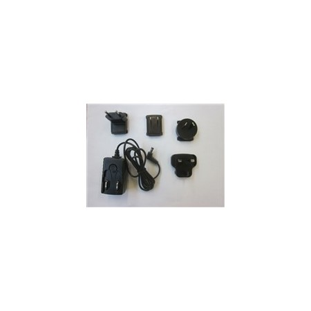 Mains adapter,adapter included: CH|EURO|UK|US - YKA-06