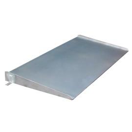 Rampe d'accès inox 1500 mm
