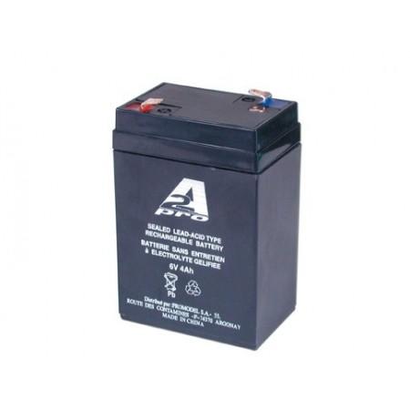 Batterie de remplacement pour balance SOEHNLE, TIMBER, ADAM...