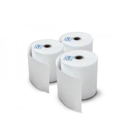 Rouleau papier thermique (carton de 50 unités) - CT-TR-50