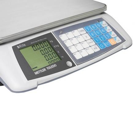 Price computing scale bRite Standard Compact