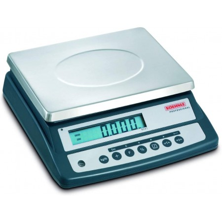 Compact balance for weighing and simple counting tasks SOEHNLE 9241