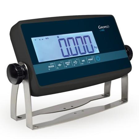 Indicateur poids-tare GI400 LCD