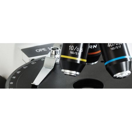 Microscopes polarisants
